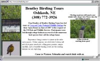 Bentley Birding Tours